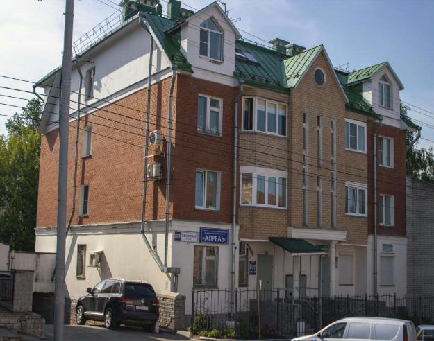 Жилой дом ул.Казанская, д.83, г.Киров