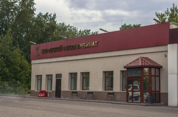 Кировский мясокомбинат реконструкция (демонтаж и монтаж) водонапорной башни
