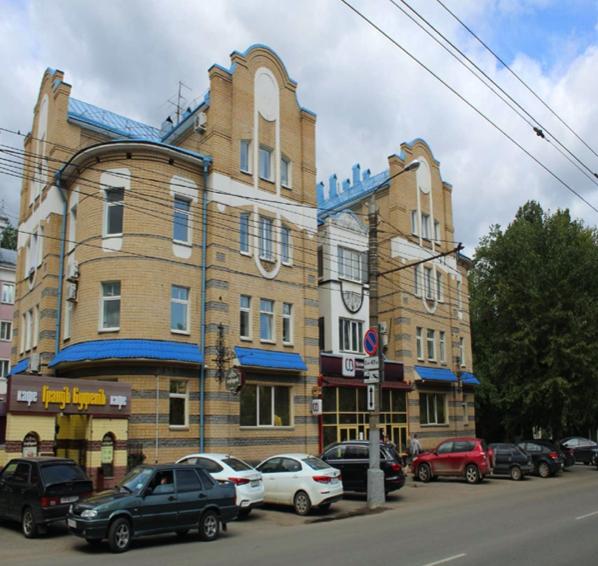 Жилой дом г.Киров ул.Воровского д.21А