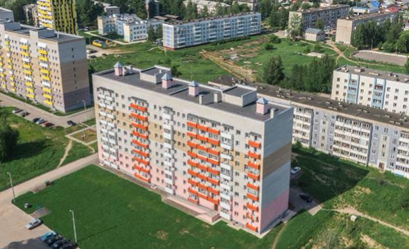 Жилой дом, ул.Зеленина, д.7, Долгушино, г.Киров
